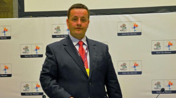 Adam Sobieraj, rzecznik Zarządu Dróg Miejskich ZDM