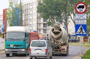 Wola chce stałej wagi dla ciężarówek na Odolanach. Drogowcy odpowiadają