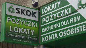 15 osób zatrzymanych w sprawie SKOK Wołomin