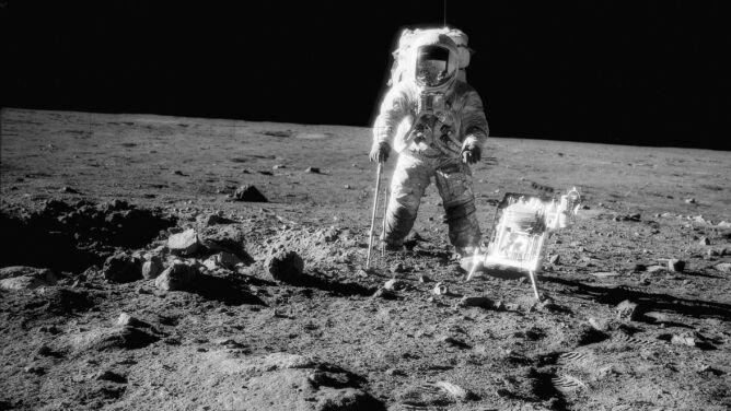 Księżyc może być fragmentem Ziemi