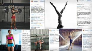 Brak Ci motywacji? Dodaj jej sobie zdjęciami nagiej joginki, baletnicy i modelki