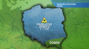 Warunki drogowe w piątek 28.05