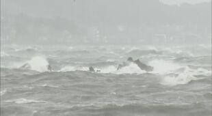 Tajfun Krosa uderzył w Japonię