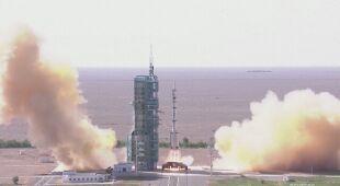 Chińczycy dotarli na orbitę