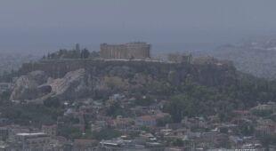 Fala upałów w Grecji