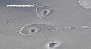 Dziury, które zaskoczyły naukowców